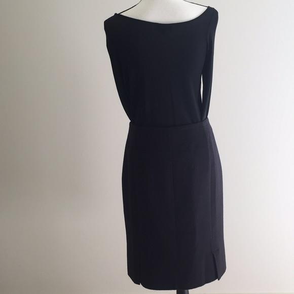 Akris Dresses & Skirts - Akris Double Face Wool Cashmere Blend Skirt